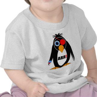 penguin pirate t-shirt