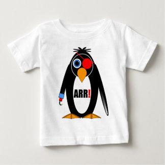 penguin pirate tshirt