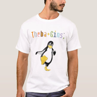 Penguin poop. T-Shirt
