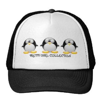 PENGUIN PRETTY GIRL HATS