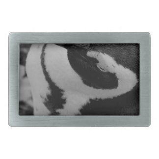 Penguin Rectangular Belt Buckles