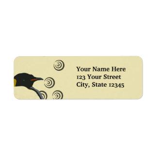 Penguin Return Address Labels