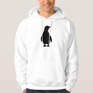 Penguin Silhouette Hoodie