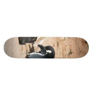 Penguin Skate Deck