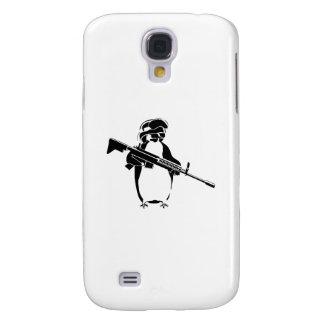 Penguin soldier samsung galaxy s4 cases