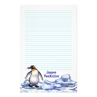 Penguin Stationery