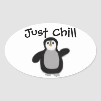 Penguin Sticker Decal
