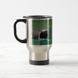Penguin Swimming Coffee Mug