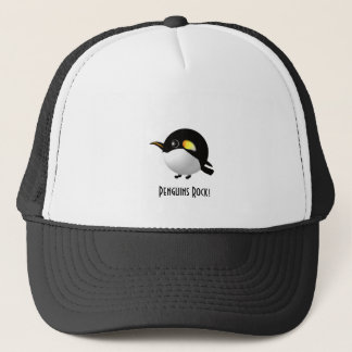 Penguin T Shirt Trucker Hat