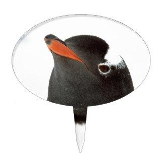 Penguin-tastic Cake Topper