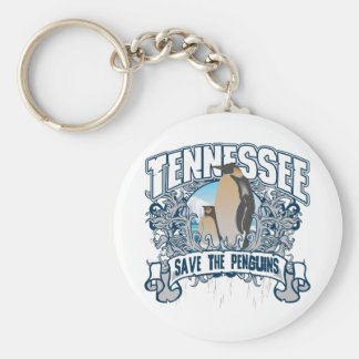 Penguin Tennessee Key Ring