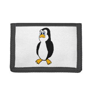 Penguin Tri-fold Wallet