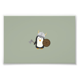 Penguin Viking Art Photo