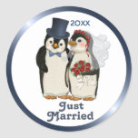 Penguin Wedding