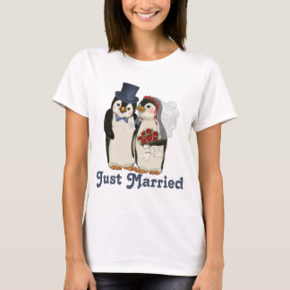 Penguin Wedding T-Shirt