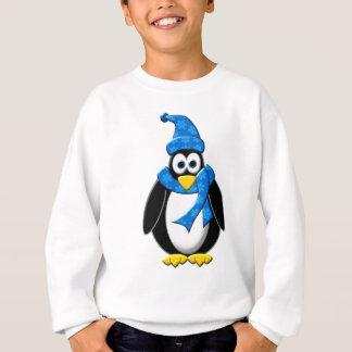 Penguin Winter Design Sweatshirt
