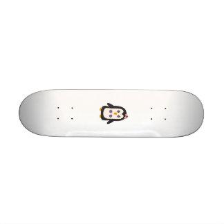Penguin with bikini 19.7 cm skateboard deck
