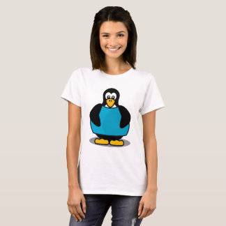 Penguin with shirt