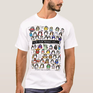 Penguinality - Penguin Happiness Tour T-Shirt