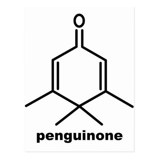 Penguinone Postcards