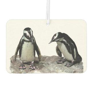 Penguins Air Freshener