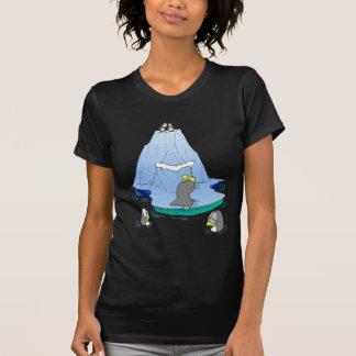 Penguins at Play Tee Shirts
