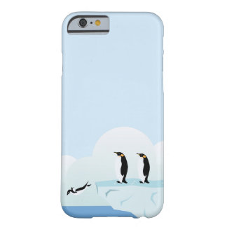Penguins Barely There iPhone 6 Case