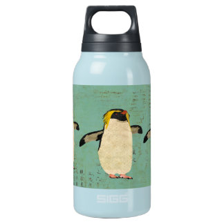 Penguins Blue Lagoon Liberty Bottle 10 Oz Insulated SIGG Thermos Water Bottle