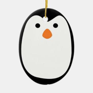 Penguins Christmas Ornament