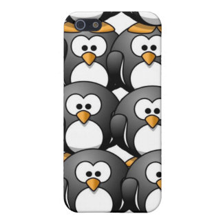 penguins iPhone 5/5S cover