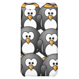 penguins case for iPhone 5C