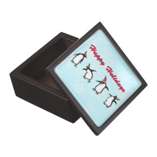 Penguins Jewlery Box Premium Gift Boxes
