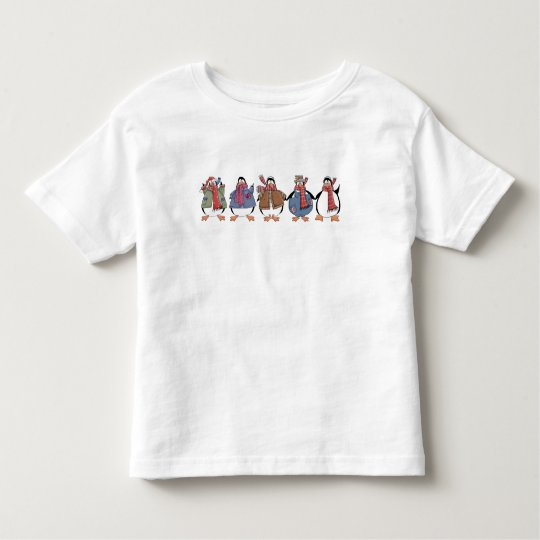 Penguins Kids Shirt