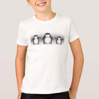 """Penguins"" kids T-Shirt"