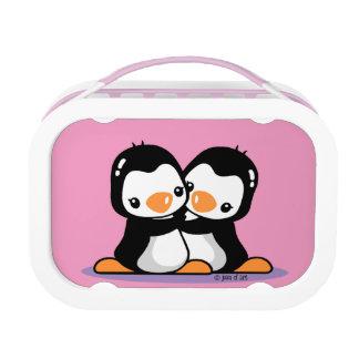 Penguins Lunch Box