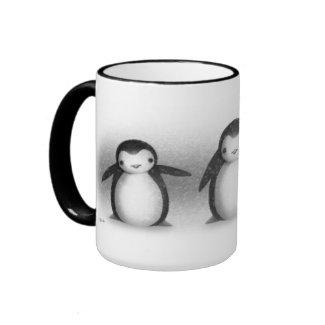 Penguins zazzle_mug