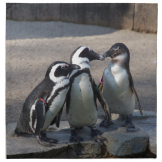 Penguins Napkin