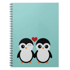Penguins notebook