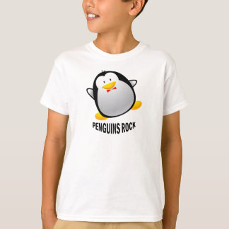 PENGUINS ROCK T-Shirt