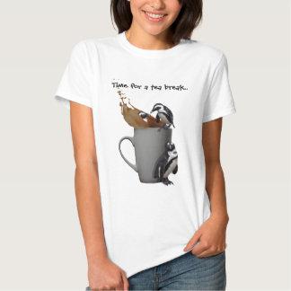 Penguins Tea Break Tee Shirts