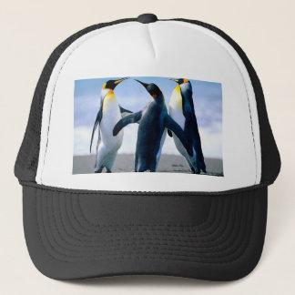 Penguins Trucker Hat