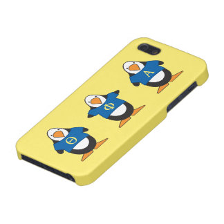 Penguins with Shirts iPhone 5/5S Covers