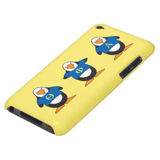 Penguins with Shirts iPod Touch Case