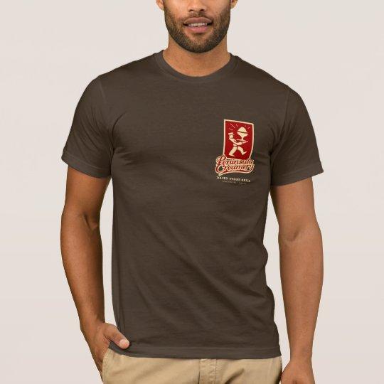 Peninsula Creamery '08 (crisp) T-Shirt