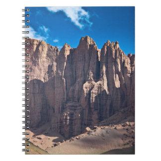 Penintentes Notebook