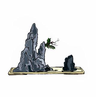 Penjing bonsai graphic image design 1 photo cutout