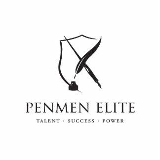 Penmen Elite Photo Sculpture Badge
