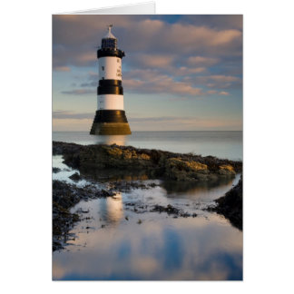 Penmon Lighthouse Card
