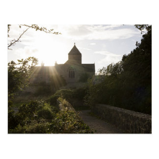 Penmon Priory Postcard