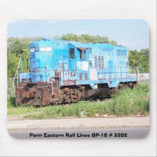 Penn Eastern Rail Lines GP-10 # 2202 Mouse Pad
